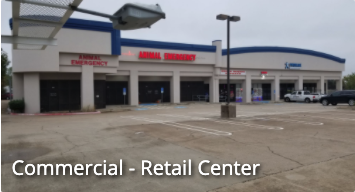 Commerical Retail Center