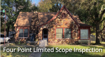 Four Point Limited Scope Inspection