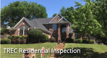 TREC Residential Inspection