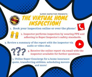 Virtual Home Inspection Graphic